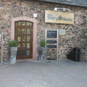 Titelbild: Saarburg - Burgschänke
