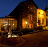 Titelbild: Mülheim/Mosel - Weinromantikhotel Richtershof