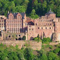 Titelbild: Heidelberg - Schloss Heidelberg