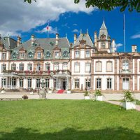 Titelbild: Château de Pourtalès