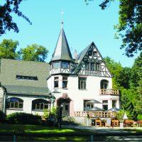 Titelbild: Darmstadt - Oberwaldhaus
