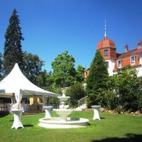 Titelbild: Kirchheimbolanden - Parkhotel Schillerhain