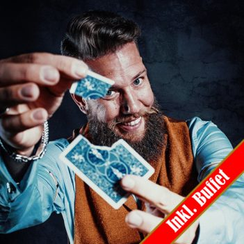 Titelbild: Zauberei à la Carte mit Kalibo